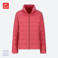 UNIQLO 优衣库 419776  女装高级轻型羽绒茄克