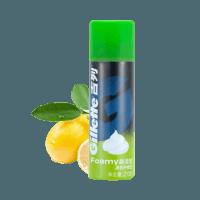 Gillette 吉列 清新柠檬型 剃须泡 210g