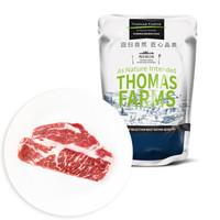 THOMAS FARMS 澳洲安格斯上脑牛排 200g *5件