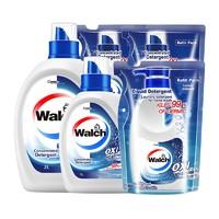 88VIP:Walch 威露士 除菌洁净洗衣液 9斤装