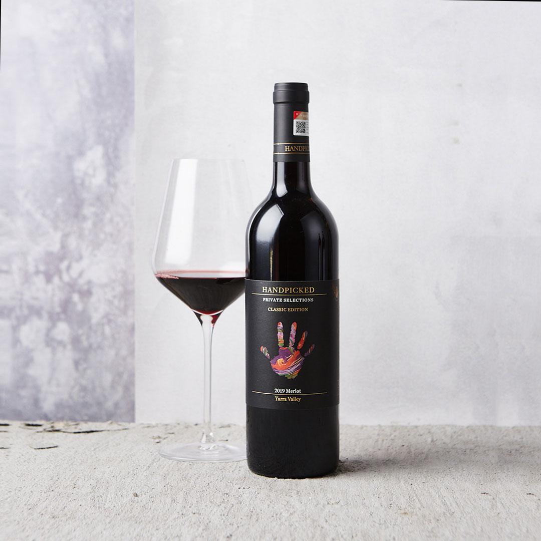 首彩 澳洲经典梅洛 干红葡萄酒 750ml