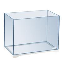 森森(SUNSUN)超白桌面小鱼缸生态玻璃缸水草缸客厅造景金鱼缸长方形HWK-280P裸缸(280*180*220mm)