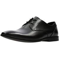 Clarks 其乐 Chart Walk 男式系带平底鞋