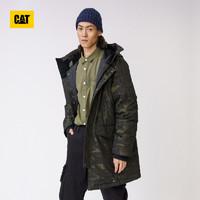 20日0点:CAT 卡特彼勒 CH8MODJK313A96A 男士中长羽绒服