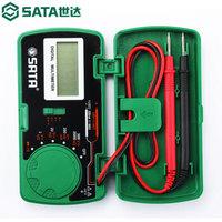 20日0点:SATA 世达 DY03001 迷你小型数字式万用表