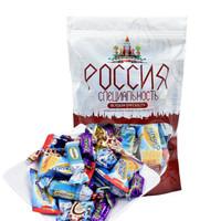 京东PLUS会员:KDV  巧克力糖果5种口味混合 500g *3件