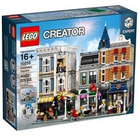 20日0点、考拉海购黑卡会员:LEGO 乐高 创意百变街景 10255 10周年集会广场
