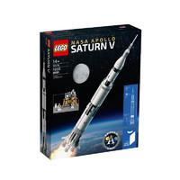 20日0点、考拉海购黑卡会员:LEGO 乐高 92176 NASA 阿波罗计划 土星5号运载火箭