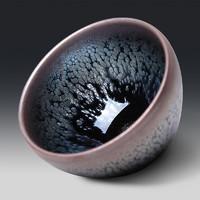 武夷 油滴建盏 陶瓷品茗茶杯