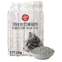 Wanpy 顽皮 活性炭豆腐猫砂 6L
