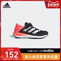 阿迪达斯 RapidaFaito SUMMER.RDY EL C小童跑步运动鞋EG0521