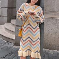 Tonlion 唐狮 62542FC0104451107 女士连衣裙