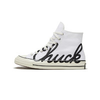 Chuck Taylor 70 男女款情侣高帮运动休闲帆布鞋
