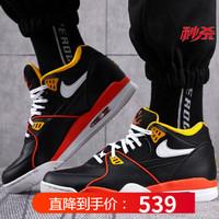 Nike耐克AJ4男鞋2021春季运动鞋气垫鞋实战篮球鞋子DD1173-100 DD1171-001-2021春季 40.5