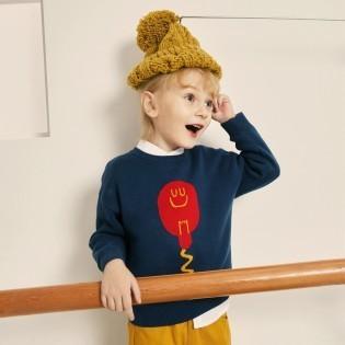 Mini Balabala 迷你巴拉巴拉 儿童保暖毛衣
