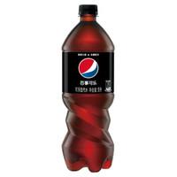 PEPSI 百事可乐 碳酸饮料 汽水 1L*12瓶  *2件
