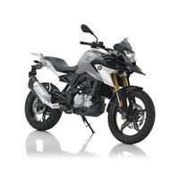 宝马BMW 310GS 摩托车 黑色