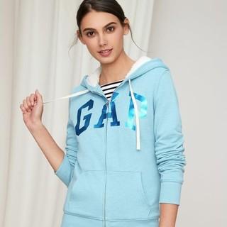 必买年货 : Gap 盖璞 355343 女士加绒卫衣