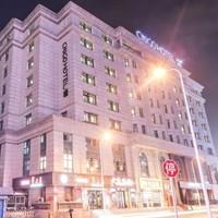 20日0点:上海虹桥万象城CitiGO欢阁酒店  高级大床房1晚含早