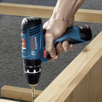 Bosch 博世 GSB120 家用锂电冲击钻 (GSB裸机+工具箱)