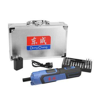 19日0点 : Dongcheng 东成 WPL03-5E 锂电动起子套装