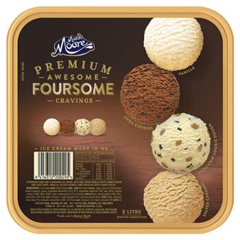 MUCHMOORE 玛琪摩尔   冰淇淋   2000ml
