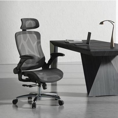 Hbada 黑白调 HDNY167BM 人体工学电脑椅