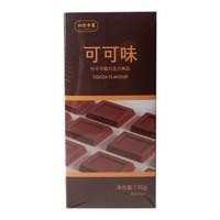 京东PLUS会员:初见半夏 巧克力 抹茶味 130g  *3件