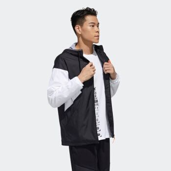 adidas 阿迪达斯 neo M CS XIELD WB GG3448 男装运动外套