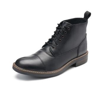 Clarks 其乐 Blackford Cap 261272377 男士马丁靴
