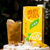 vita 维他奶 柠檬茶冰红茶 1L