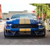 定金  福特野马2.3T谢尔比SHELBY宽体版   蓝色