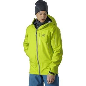 始祖鸟(ARC'TERYX)男士连帽保暖户外滑雪登山运动上衣休闲外套冲锋衣ARC00TY 24k Black L *2件