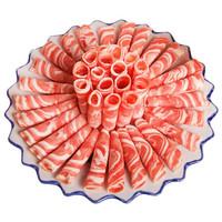 京东PLUS会员:首食惠 羔羊肉卷 羊肉片 500g *3件