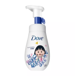 多芬(Dove)保湿水嫩 慕斯洁面泡泡 洗面奶160ml 氨基酸温和 保湿补水(新老包装随机发货)