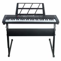 八度宝贝 电子琴儿童  初学启蒙-61键标准款雅致黑