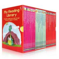 《我的第二个图书馆 My Reading Library 》(英文原版、套装共50册)