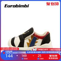 Eurobimbi欧洲宝贝2020秋季新款学步鞋宝宝鞋软底一脚蹬婴儿鞋子 *2件