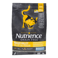 NUTRIENCE 哈根纽翠斯 黑钻菲沙 河谷鸡肉全猫粮 11磅