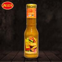 露莎士泰国咖喱酱即食拌饭280g进口泰式黄咖喱块鸡块咖喱饭嘎哩酱