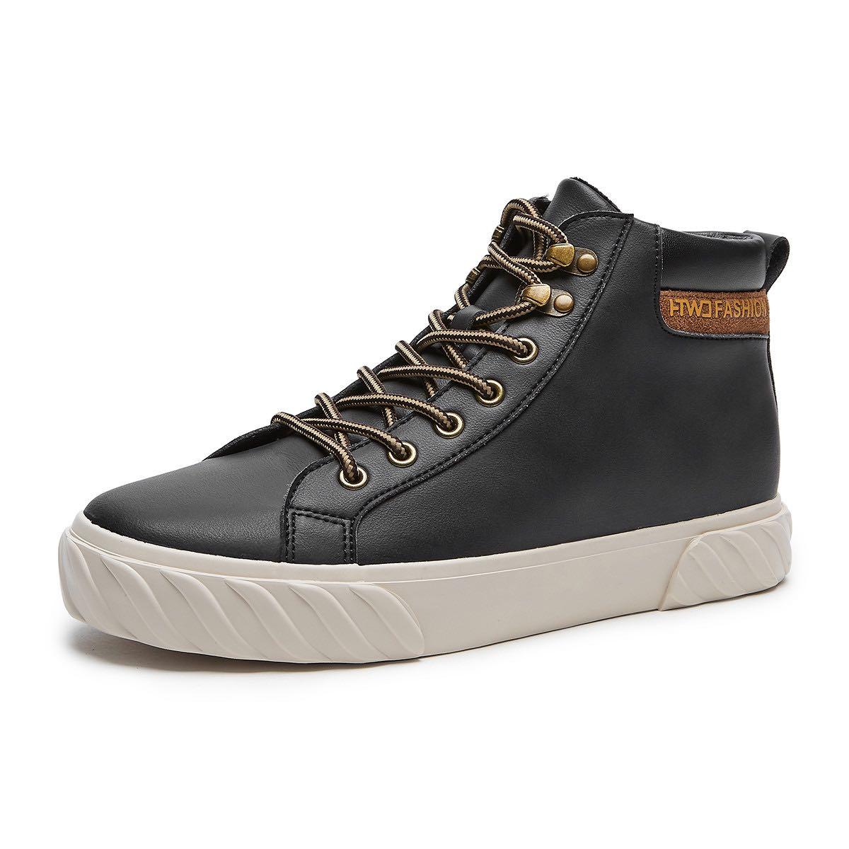 hotwind 热风 H92M0411 男士休闲靴