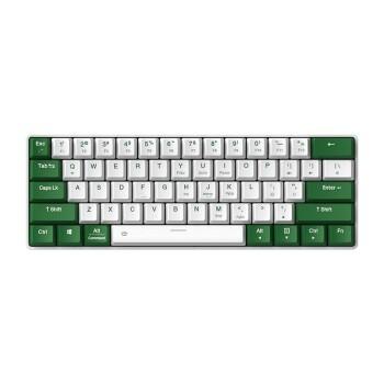 Dareu 达尔优 EK861 有线/蓝牙双模 61键 机械键盘