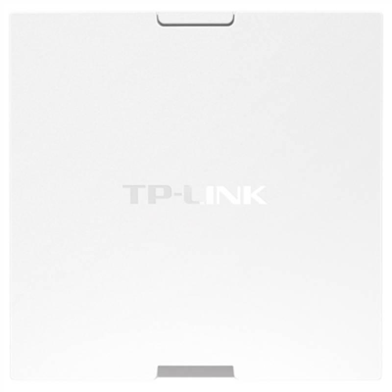TP-LINK TL-XAP1800GI-PoE双频千兆端口Wi-Fi6版无线面板式AX1800全屋wifi覆盖套装嵌入墙壁5G路由器网口