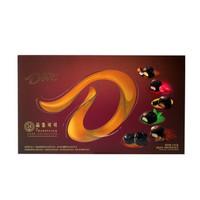 必买年货:Dove 德芙 品鉴可可 7种口味黑巧克力礼盒 192g *2件