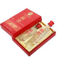 LUZHOULAOJIAO 泸州老窖 国窖1573 52%vol 浓香型白酒 500ml*2瓶 双支装