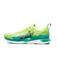 XTEP 特步 竞速160X 男子跑鞋 980119110557 绿色 41.5