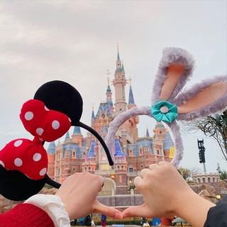 可免费改期2次!上海迪士尼乐园亲子票