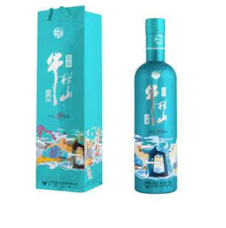 Niulanshan 牛栏山 珍品陈酿 20 马尔斯绿 43%vol 浓香型白酒 500ml