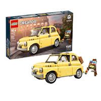 20日0点、考拉海购黑卡会员:LEGO 乐高 创意百变高手系列 10271 菲亚特 Fiat 500 *2件
