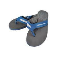 宝马(BMW)原厂 个性拖鞋 浅蓝色 沙滩拖鞋